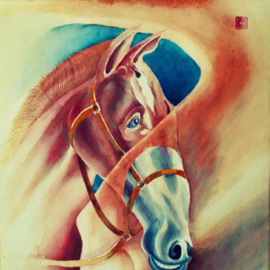 P12 - Horse